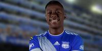 Alejandro Cabeza promete hacer goles con Emelec