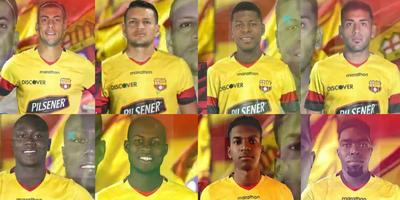 Barcelona anunció 8 nuevos refuerzos para la temporada 2021