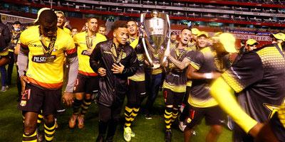 Barcelona SC no jugará Supercopa 2021