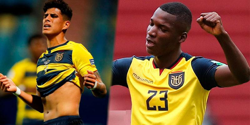 Ecuador recupera jugadores para enfrentar a Chile