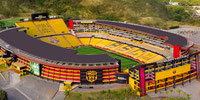CONMEBOL destaca el estadio Monumental de Barcelona SC