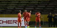 Liga de Quito venció a IDV con anotación de Rodrigo Aguirre