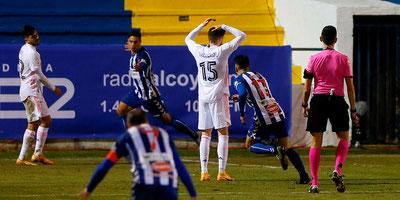 Alcoyano eliminó a Real Madrid de la Copa del Rey