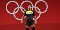Alexandra Escobar no pudo pelear por medalla