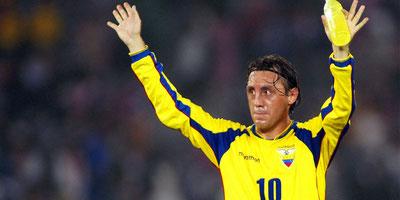 """Álex Aguinaga: """"A Ecuador se lo mira diferente desde que clasificó al mundial"""""""