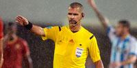 Terna arbitral paraguaya para el cotejo Colombia vs Ecuador