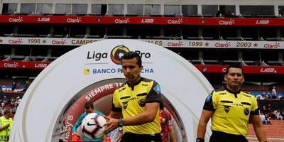 Árbitros y horarios de la Fecha 28 Liga Pro Banco Pichincha