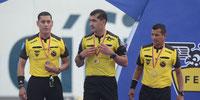 Los árbitros de la finales de Copa Ecuador fueron suspendidos