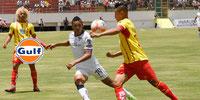 Terna arbitral del partido LDUQ vs Aucas por Copa Ecuador