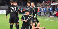 Argentina con alineación definida para enfrentar a Ecuador