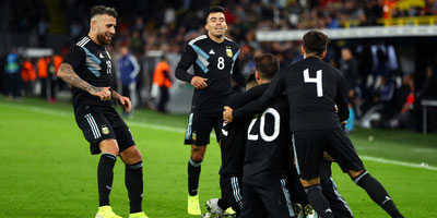 La Selección de Argentina entrenó pensando en Ecuador