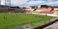 Aucas y América de Quito empataron en amistoso