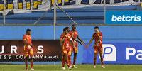 Aucas derrotó al Delfín SC en el Jocay