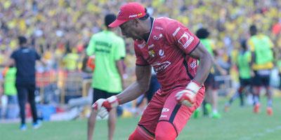 Máximo Banguera nuevo jugador de El Nacional