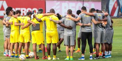 Los convocados de Barcelona SC para visitar a Delfín SC