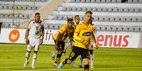 El 'Kitu' Díaz regresó y le dio el triunfo a Barcelona SC