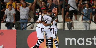 Barcelona SC doblegó a Progreso y se acerca a fase 2