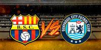 Guayaquil City VS Barcelona SC, partido llamativo de la fecha 3