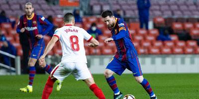 FC Barcelona finalista de la Copa del Rey