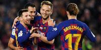 FC Barcelona dio un  recital en la goleada sobre Mallorca