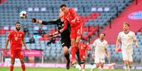 Bayern Munich empató de local con Unión Berlin