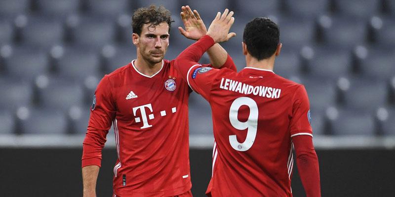 Bayern Munich goleó al Atlético de Madrid