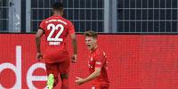 Bayern Munich superó al Dortmund y es el único líder
