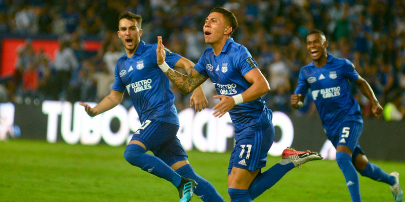 Emelec remontó la serie y clasifica a semifinales de Copa Ecuador