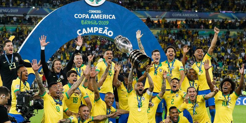 Brasil nueva sede de la Copa América