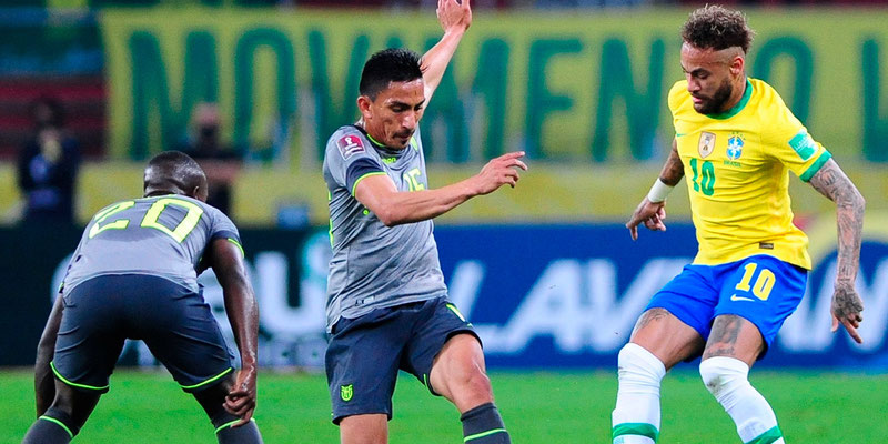 Ecuador perdió su segundo partido de eliminatorias