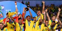 Brasil se coronó campeón del Mundial Sub 17
