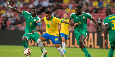 Brasil y Senegal empataron en amistoso por Fecha FIFA
