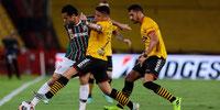 Barcelona, el equipo con más quites en la Libertadores