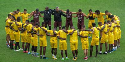 La nómina de Barcelona SC para la pretemporada en Manta